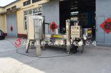 猪排浸浆机多少钱一台, 河南电加热猪排油炸流水线
