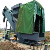 通畅码头箱装水泥拆箱机 集装箱卸灰机 粉煤灰卸车机