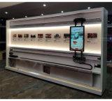 深圳廠家直銷展廳32寸紅外觸摸互動滑軌屏展示屏