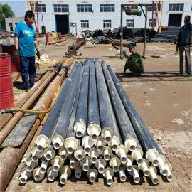 陇南温泉聚氨酯保温管DN250/273热水钢塑复合管