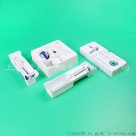 白色黑色PS医疗设备吸塑托盘