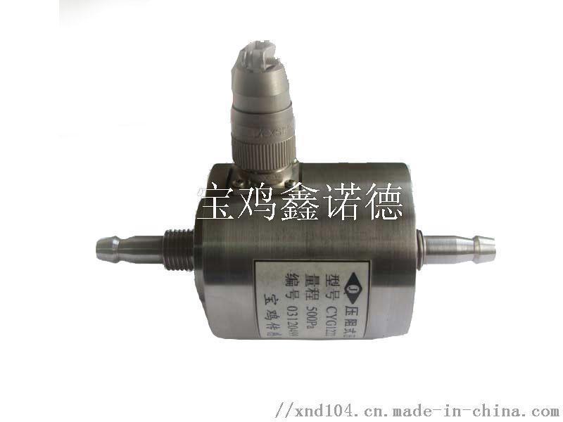 CYG1219型高精度微差压变送器