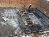 滁州無底板地埋式消防水箱的混凝土基礎過程