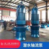 井筒式安装900QZ-250KW潜水轴流泵