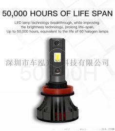 WTTG V9款LED汽车大灯
