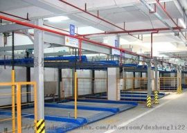 鄂州简易升降机械车位尺寸,鄂州地面多层立体车库