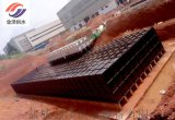 地埋式箱泵一體消防水箱現場安裝