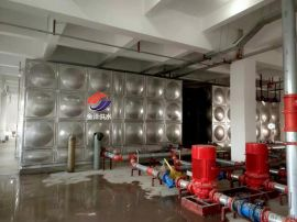 不锈钢水箱消防水箱按客户需求定制