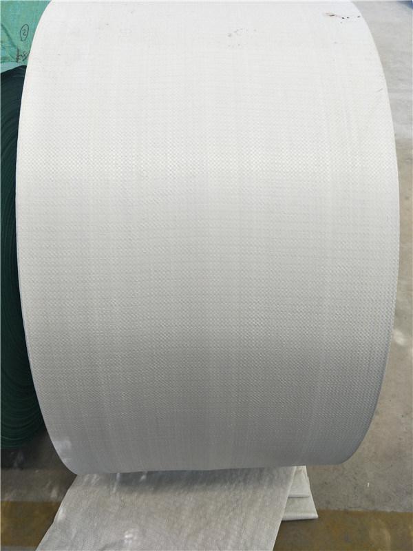 白色编织袋卷布筒料筒布宽60CM