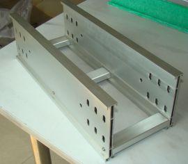 华鹏桥架 LQJ铝合金梯式桥架 铝合金梯架