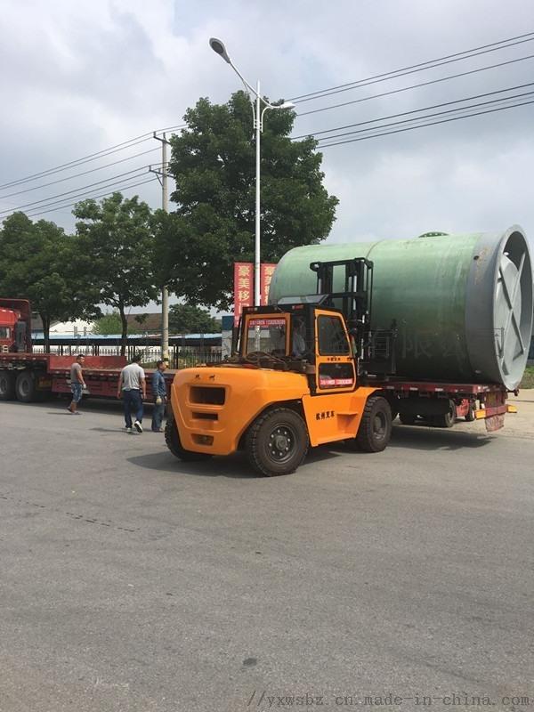 芜湖一体化预制泵站厂家