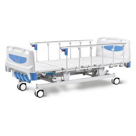 四摇多功能手动护理病床 手动病床