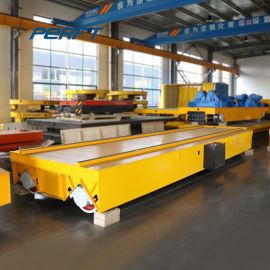 厂家定制卷揽卷筒电动平车 石板搬运车间轨道车