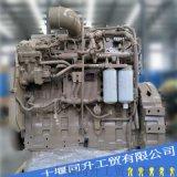 康明斯QSL9发动机 旋挖钻机柴油机总成