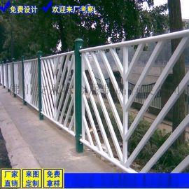 梅州道路护栏 东莞甲型栏杆报价 黄色标线分隔栏