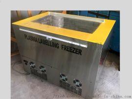 血浆贴标冷冻箱PLF28-H800生物标本试剂疫苗冷链处理冰箱