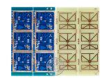 高频板微波阶梯槽板罗杰斯高频板泰康利线路板伊索纳PCB高频板雅龙线路板特殊板材现货线路板