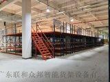 广州家具厂阁楼智能货架电器厂阁楼可拆装隔层夹层