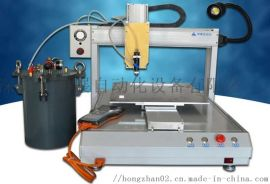 HZ-331纸盒黄胶自动点胶机