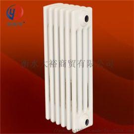 gz406钢管四柱式散热器