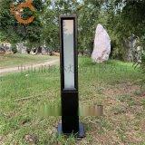 公園防水草坪燈庭院草地燈不鏽鋼景觀燈亞克力立柱燈