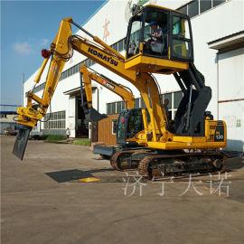 陕西改装挖掘机驾驶室升高 铁路特殊用驾驶室