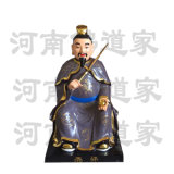 东海龙王爷像 1.2米四海龙王图片
