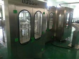 西瓜汁饮料生产线设备厂家(科信机械)西瓜饮品热灌装生产线价格