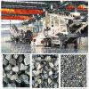 全車液壓系統石料破碎機 錳鋼焊接移動碎石機