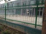 呼和浩特小區鐵藝圍欄 工地基坑臨邊欄杆
