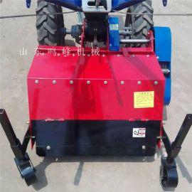 小型玉米秸秆还田机,手扶拖拉机粉碎还田机
