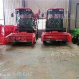 自走式青儲收割機 青貯飼料收穫機 秸稈青儲機廠家