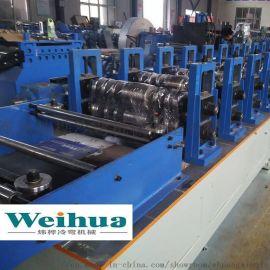 青岛供应 污水设备钢板压瓦机 钢板瓦楞机