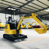 全新升级多功能小型农用挖机报价工程履带式柴油挖掘机