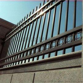 工厂锌钢围栏厂家热镀锌锌钢围栏专业锌钢护栏围栏