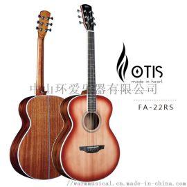 OTIS41寸泰勒G桶亮光面單吉他FG-22RS