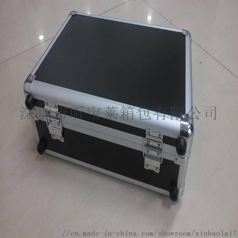 手提工具箱多功能鋁合金儀器箱