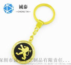 金属钥匙扣定做深圳金属钥匙扣制作五金锁匙扣制作厂