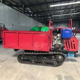 张掖0.6吨履带式运输车厂家全地形柴油履带式运输车