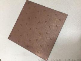 304不锈钢本色发纹蚀刻电梯装饰板