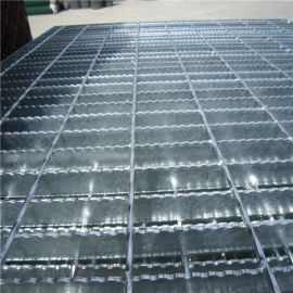 齿形钢格板厂家应用于平台,走道,楼梯