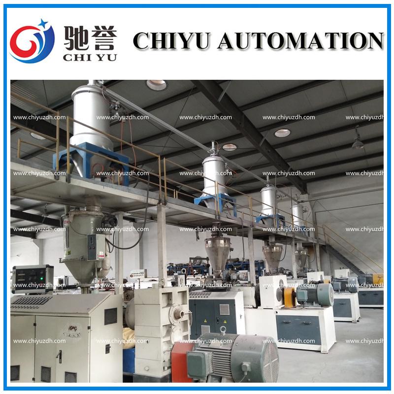 管材生產線自動上料系統