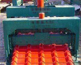 湖北武汉双层压瓦机彩钢瓦机器复合板设备厂家直销售后无忧