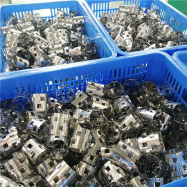 炼油厂糠醛装置用不锈钢鲍尔环304金属鲍尔环填料