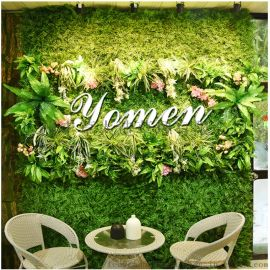 468特密富贵什锦草仿真植物绿植墙装饰假草坪草皮