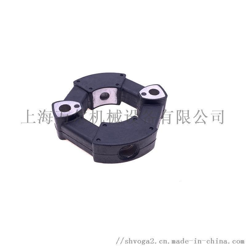 MIKIPULLEY三木CentaFlex橡胶联轴器CF-A-SIZE 2A/AS