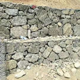 河道建设格宾网 城乡沟渠治理石笼网 厂家供应