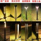 四川南充厂家3米4米庭院灯  草坪灯