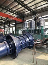 天津潜水轴流泵厂家 潜水轴流泵