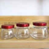 燕窩瓶分裝瓶密封罐耐高溫瓶玻璃瓶蜂蜜瓶果醬瓶